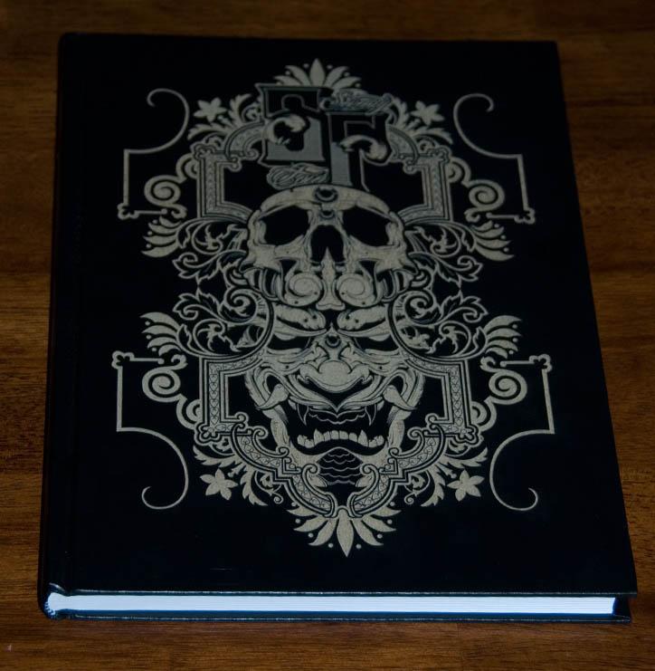 Laser Sketchbook Cache